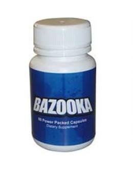 Bazooka Pills Original | Tambah Saiz Zakar Keras Kuat & Mantap