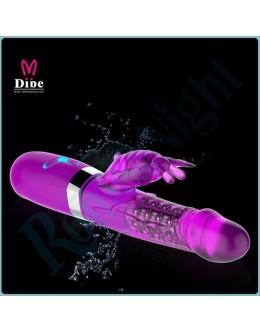 Butterfly Vibrator Dildo | Alat Penggetar Merangsang NAfsu Wanita