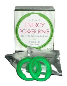 Energy Power Ring (Cincin zakar tahan lama bersetubuh)
