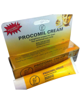 Procomil Cream Germany | Ubat mengelak pancut awal