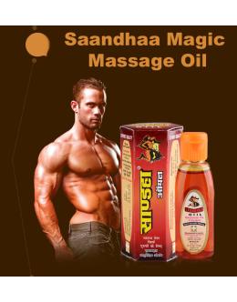 Saandhha Oil Magic Formula | Minyak Ajaib Untuk Lelaki