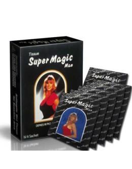 Super Magic Tissue (Tahan Lama di ranjang)