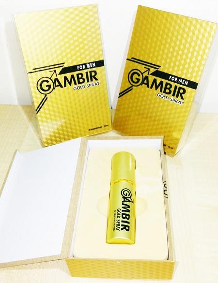 Gambir Gold Spray | Spray Cegah Pancut Awal