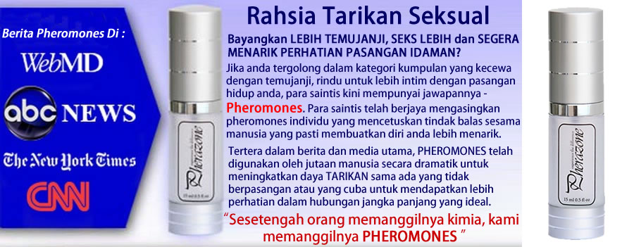 PHERAZONE Pheromone Perfume   Pewangi Ajaib Pemikat Wanita
